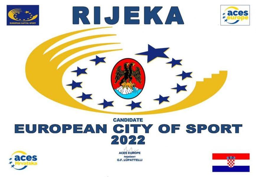 Rijeka kandidat za Europsku prijestolnicu sporta 2022.