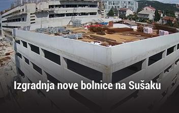 Rijeka, izgradnja nove bolnice na Sušaku