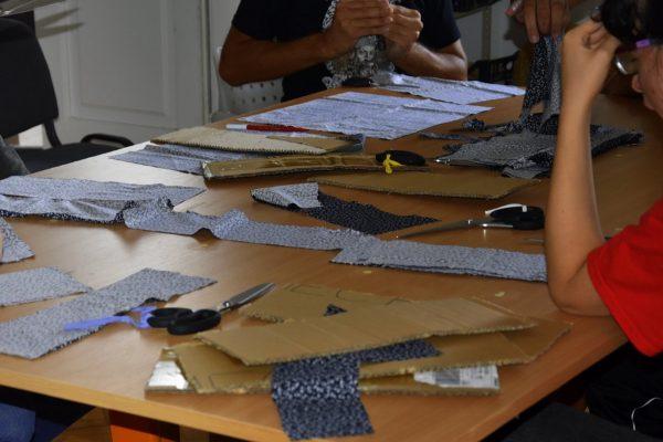Volonteri Društva za istraživanje i potporu Rijeka organizirali su kreativnu radionicu izrade mirisnih vrećica La Vande i hobotnice Hilde