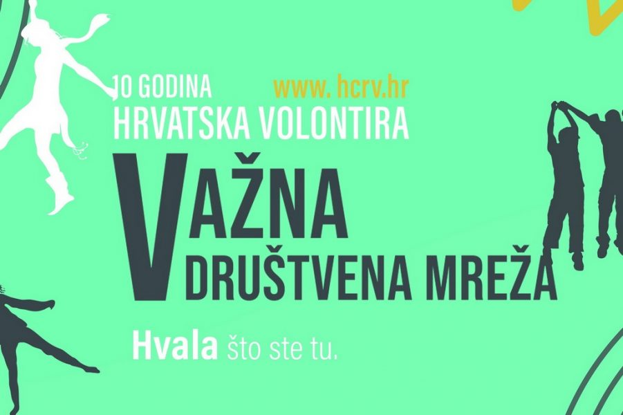 Hrvatska volontira