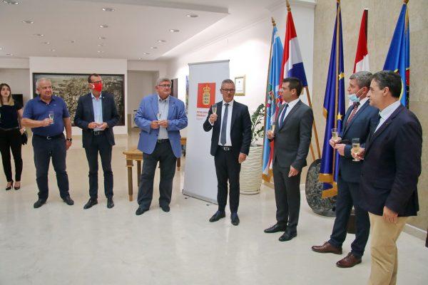Nikola Ivaniš, Marko Filipović, Vojko Obersnel, Christian Thorning, Marko Herak, Petar Mamula i Erik Fabijanić