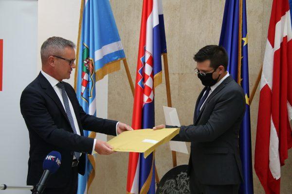 Danski veleposlanik Christian Thorning i novi konzul Marko Herak