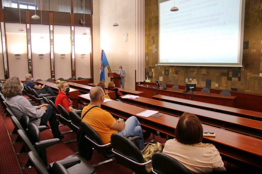 Javno izlaganje za građane o rezultatima karata i scenarijima upravljanja bukom