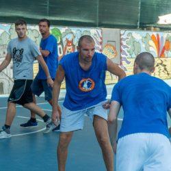 Košarkaši na 3. Gospodarskim igrama