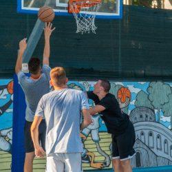 Košarka na 3. Gospodarskim igrama