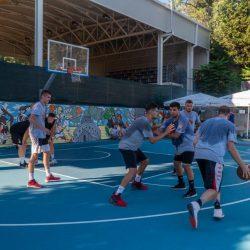 Košarka na 3. Gospodarskim igrama na Zametu
