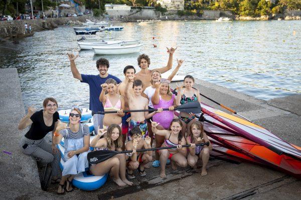 Laboratorij za učenje - Surfanje sa svjetskim prvakom Enricom Marottijem