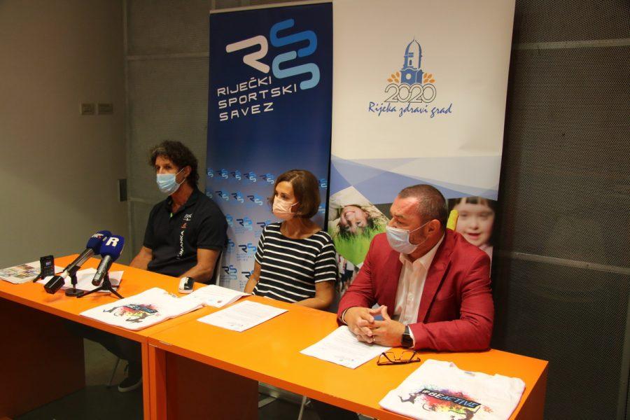 Najavljen Europski tjedan sporta u Rijeci 2020