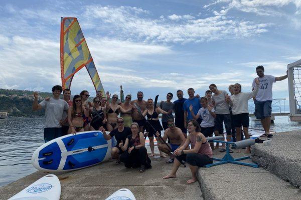 AquaRiMove, novi projekt Riječkog sportskog saveza