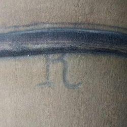 Replika izvornog riječkog kalupa sačuvanog u bečkom Tehničkom muzeju