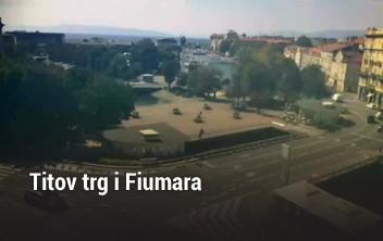 Titov trg i Fiumara