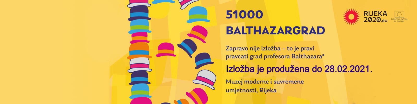 Izložba 51000 Balthazargrad