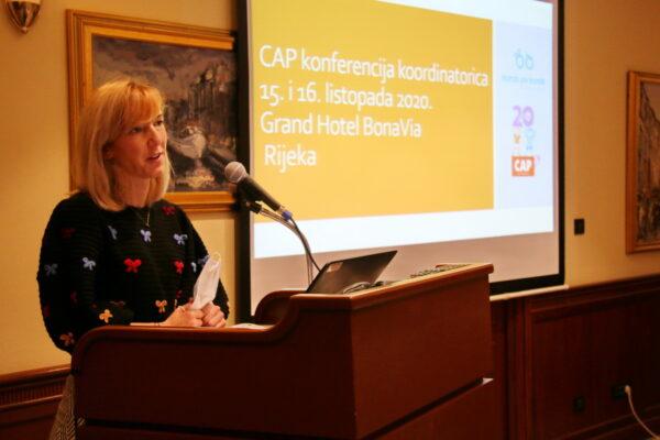 U ime Grada Rijeke sudionike programa pozdravila je Marija Japundža Broznić