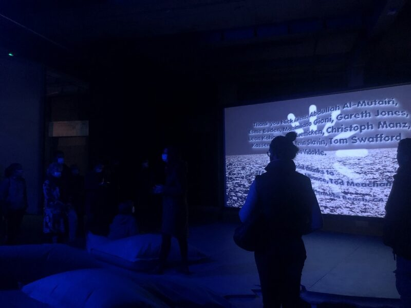 Izložba Usijano more