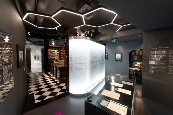 Moderno uređen i multimedijalni postav riječkog Muzeja farmacije