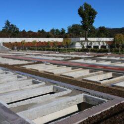 Na grobnom polju G-10 izgrađene 122 grobnice