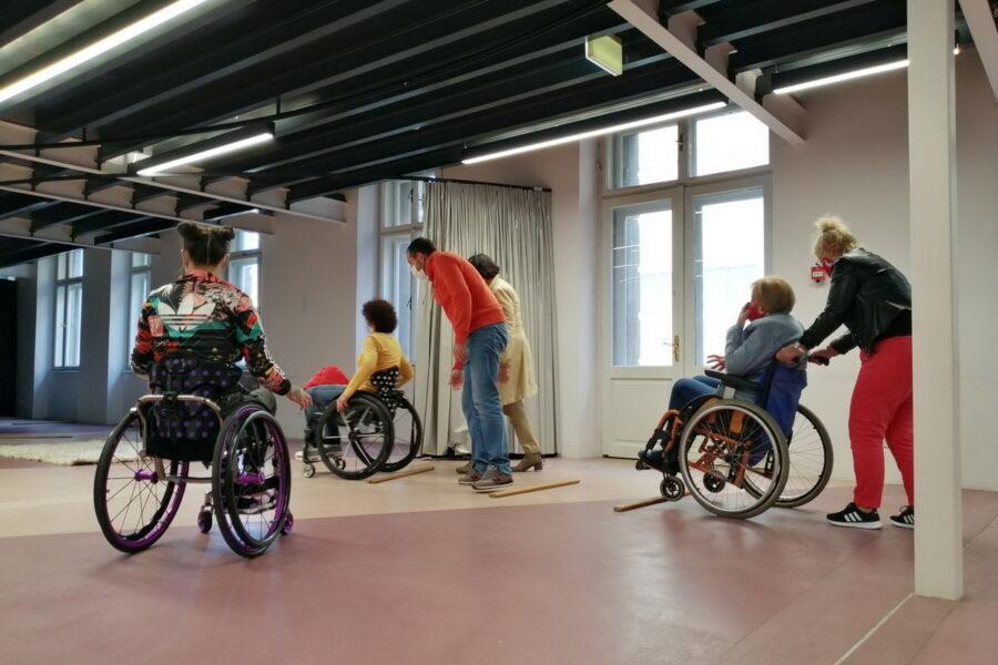Održana radionica osoba s teškoćama u kretanju