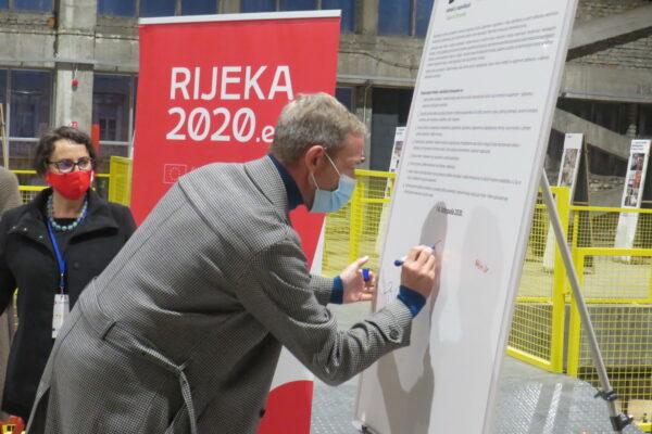 Jedan od potpisnika Povelje je Hrvatski kulturni dom na Sušaku