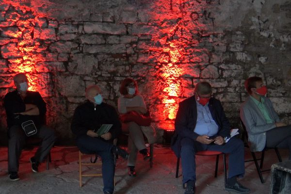 Predstavljanju prisustovali i predstavnici Grada Rijeke na čelu s gradonačelnikom Vojko Obersnelom