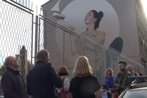 Na Kvarterskoj ruti se nalaze i murali