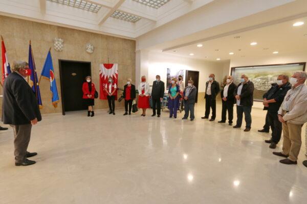 Višestrukim darivateljima krvi zahvalilo gradonačelnik Obersnel