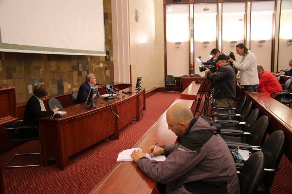 Redovna gradonačelnikova konferencija za medije