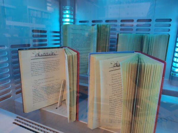 Sterilizator u Gradskoj knjižnici Rijeka