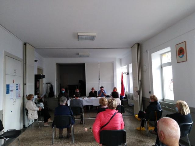 Svečana sjednica Vijeća mjesnog odbora Pehlin