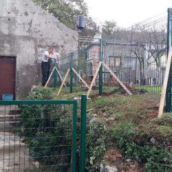 Treća faza uređenja okoliša Zavičajnog muzeja Drenova 1