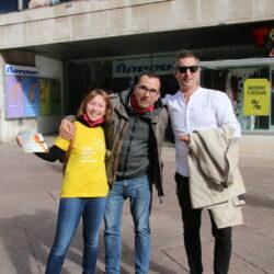 Jelena Lopatić, Zoran Grozdanov i Zoran Badurina