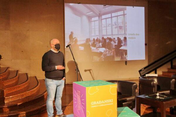 Forum za slobodu odgoja predstavio rezultate projekta osnaživanja nastavnika i ravnatelja za izgradnju demokratske škole i lokalne zajednice
