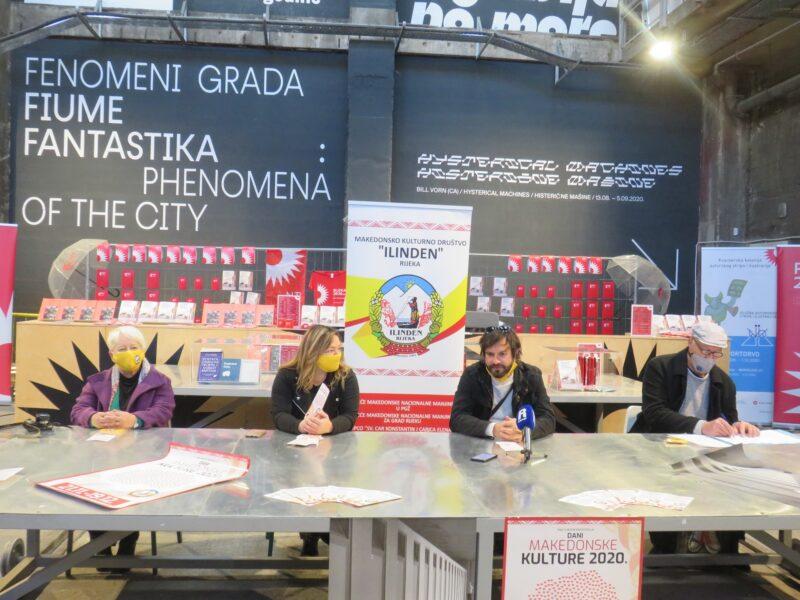 Najava manifestacije Dani makedonske kulture