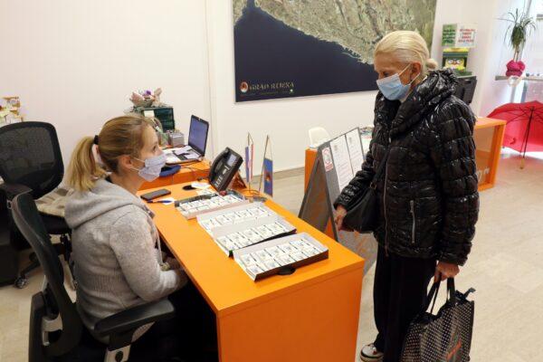 Podjela ulaznica za posjet Muzeju grada Rijeke