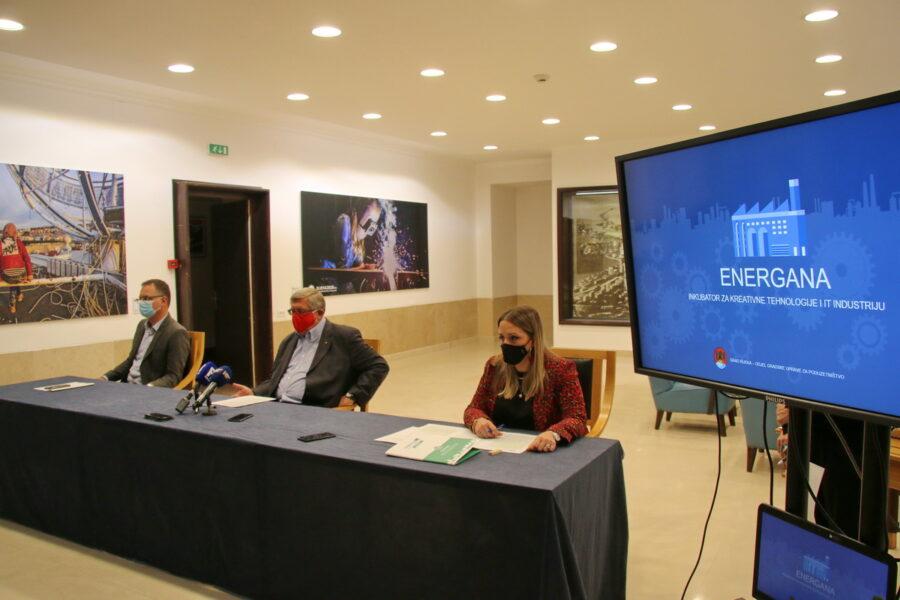 Predstavljen EU projekt Energana - Inkubator za kreativne tehnologije i IT industriju