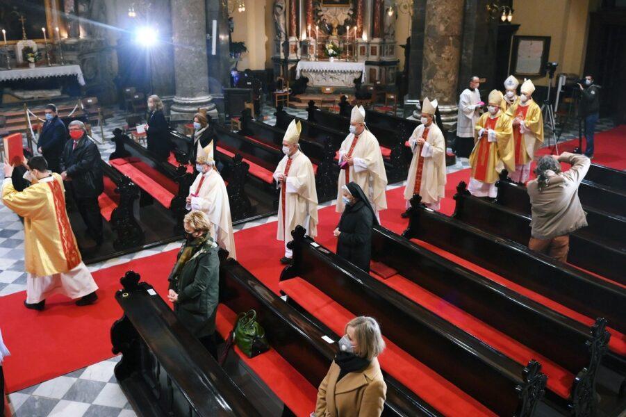 20. obljetnica biskupstva Ivana Devčića