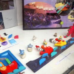 Izložba kreativnih radova udruga i ustanova koje sudjeluju na iFestu