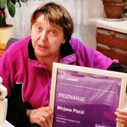 Mirjana Pucić - Franjevački svjetovni red Mjesno bratstvo Trsa