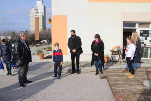 Petrinjski prvašić Eugen Kezele gradonačelniku poslao pismo zahvale na pruženoj podršci