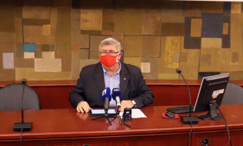 Gradonačelnik Vojko Obersnel