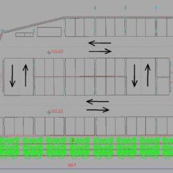 Idejno rješenje garažne građevine na Krimeji