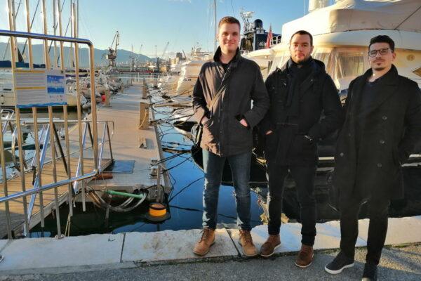"""U sklopu projekta """"SEA – Save, Embrace, Achieve"""" kupljena je kantica koja skuplja otpad u moru"""