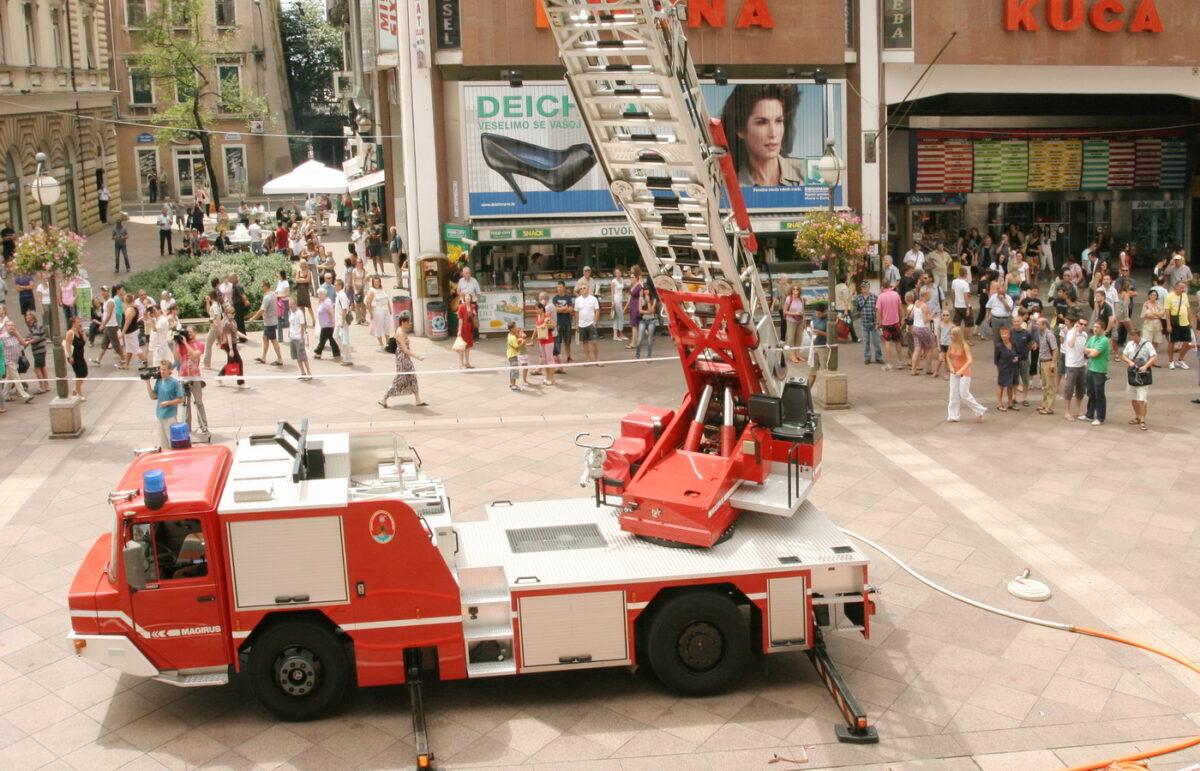 Javna vatrogasna postrojba Grada Rijeke