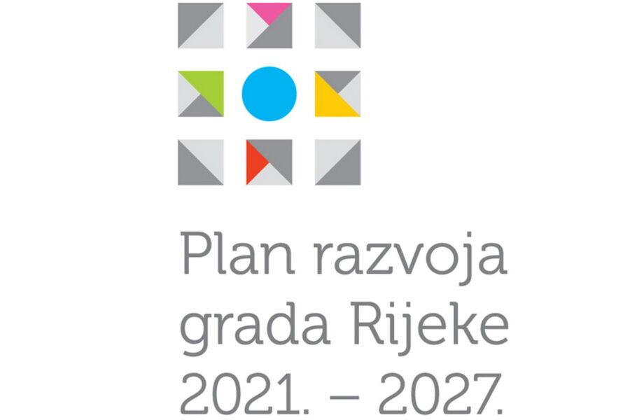 Plan razvoja grada Rijeke 2021. - 2027. logo