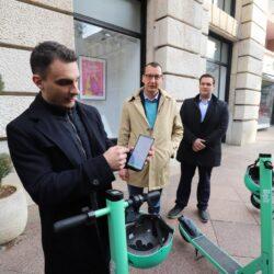Tvrtka Bolt predstavila pilot projekt iznajmljivanja električnih romobila u Rijeci