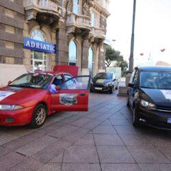 "30. Maškarani auto rally ""Pariz - Bakar"""
