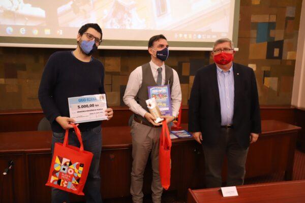 """Nagrada za akciju Gradske knjižnice Rijeka – """"Brickzine – medij o stvaranju kulture za djecu"""""""