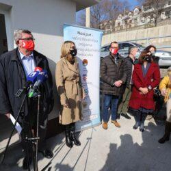 Otvorenje Centra za podršku beskućnicima (