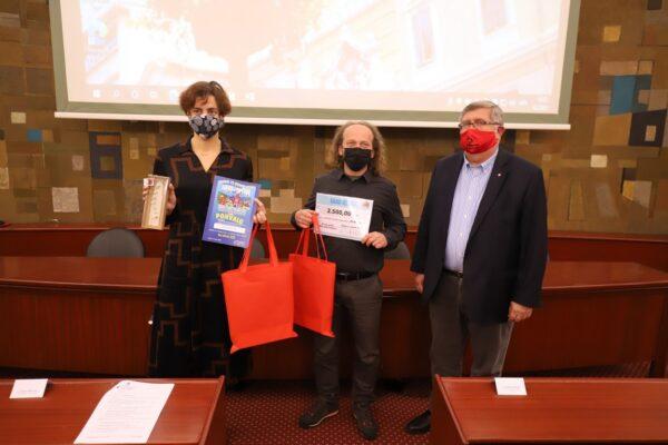 """Pohvala za Projekt Neformalne inicijative grupe građana """"Kvart za 5"""" - Park ptičjih kućica"""