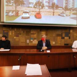 Potpis ugovora za izgradnju stanova po modelu POS-a na Martinkovcu