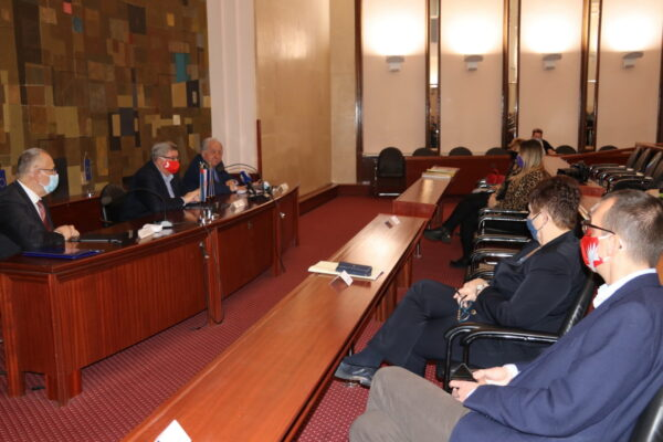 Ugovorom definirani radovi na izgradnji infrastrukture u Poduzetničkoj zoni Bodulovo